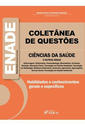 Edição antiga - Ciências da Saúde - Enade - Col. Coletânea de Questões - Garcia,Wander Castellani,Fernando pdf epub