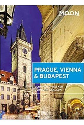 Moon Prague, Vienna & Budapest (First Edition) - Jennifer D. Walker | Hoshan.org