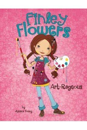 Art-Rageous - Finley Flowers - Young,Jessica | Hoshan.org