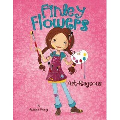 Art-Rageous - Finley Flowers