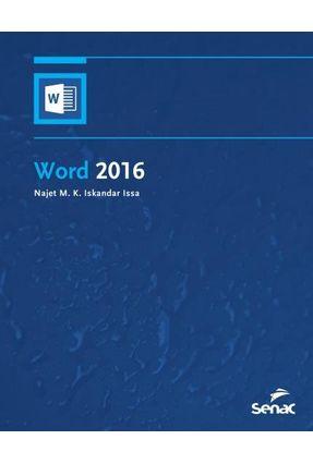 Word 2016 - Najet | Hoshan.org