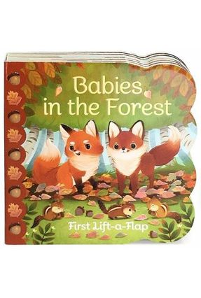 Babies In The Forest - Lift-A-Flap - Swift,Ginger Swift,Ginger | Nisrs.org
