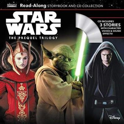 Star Wars - The Prequel Trilogy Read-Along Storybook & CD Collection