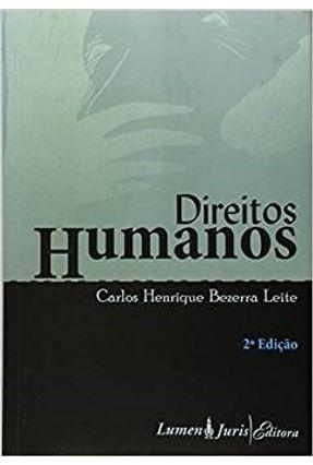 Direitos Humanos - 2 ª Ed. - 2011 - Leite,Carlos Henrique Bezerra   Hoshan.org