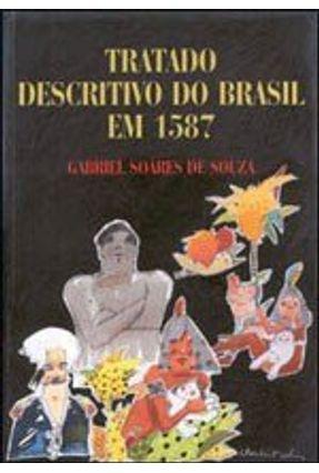 Tratado Descritivo do Brasil - Gabriel Soarea de Souza   Tagrny.org