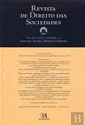 Revista De Direito Das Sociedades, Ano II (2010) - Número 1-2 - António Menezes Cordeiro   Hoshan.org