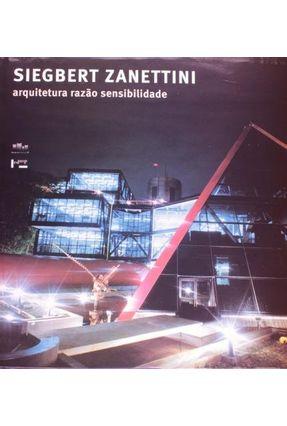 Arquitetura Razão Sensibilidade - Zanettini,Siegbert | Hoshan.org