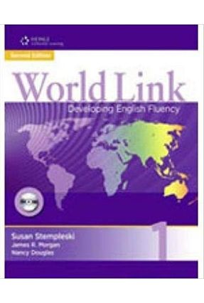World Link 2nd Edition Book 1 - Student Book + Student CD-ROM - Morgan,James R. Douglas,Nancy Stempleski,Susan | Tagrny.org
