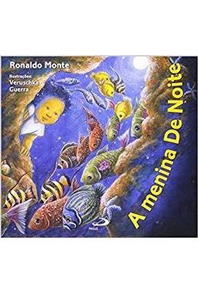 A Menina de Noite - Col. Poesia Livre - Monte,Ronaldo pdf epub