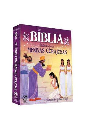 Biblia Historias Para Meninas Corajosas - Bíblia pdf epub