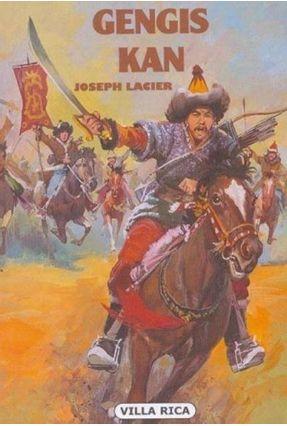 Gengis Kan - Joseph Lacier | Tagrny.org