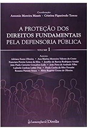 A Proteção Dos Direitos Fundamentais Pela Defensoria Pública - Vol. 1 - Maués,Antonio Moreira Figueiredo Terezo,Cristina   Hoshan.org