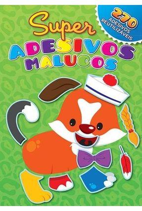 Super Adesivos Malucos - Books,Yoyo | Hoshan.org