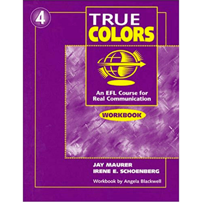True Colors - Workbook 4*