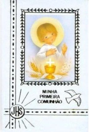 Minha 1a. Comunhão Ilustrada C.39 - Menino Jesus      * - Vários Autores pdf epub