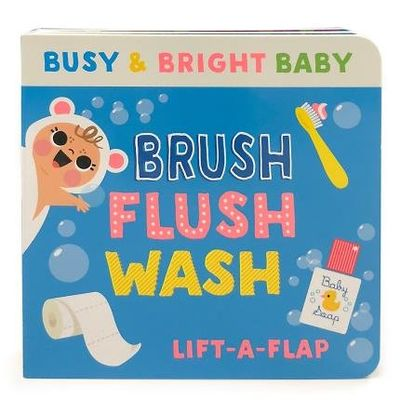 Brush Flush Wash - Busy & Bright Baby