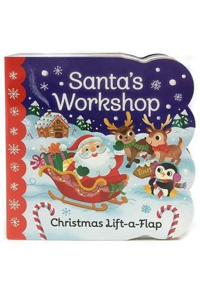Santa's Workshop - Berry Byrd,Holly Zito,Francesco Cottage Door Press   Hoshan.org