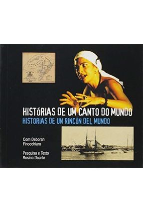 Histórias de um Canto do Mundo -  pdf epub