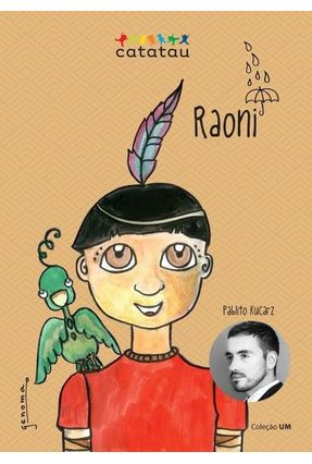 Raoni - Col. Projeto Genoma Um - Kucarz,Pablito   Nisrs.org