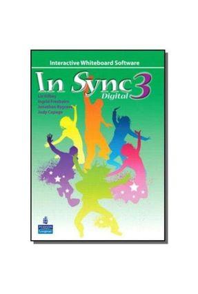 In Sync 3 Iwb 3 Iwb - Editora Pearson   Nisrs.org