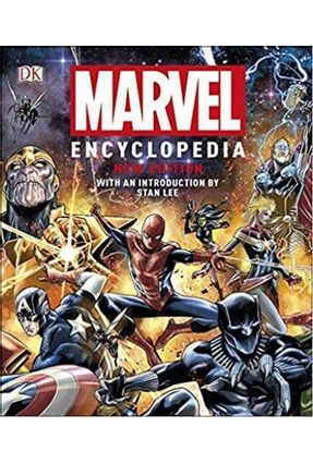 Marvel Encyclopedia - Lee,Stan | Tagrny.org