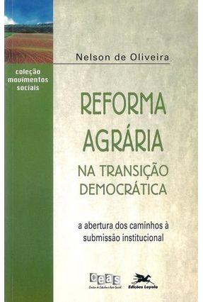Reforma Agrária na Transição * - Vários Autores pdf epub