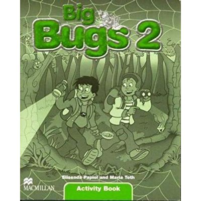 Big Bugs 2 - Activity Book