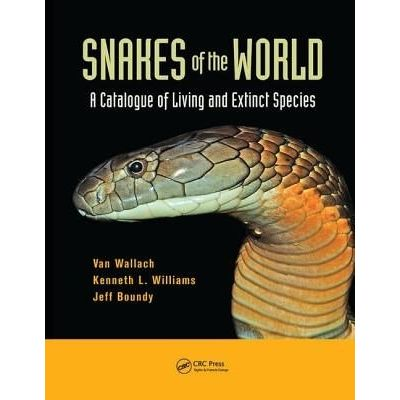 Snakes Of The World - A Catalogue Of Living And Extinct Species