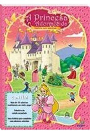 A Princesa Adormecida - História Com Adesivos - Vários Autores | Nisrs.org