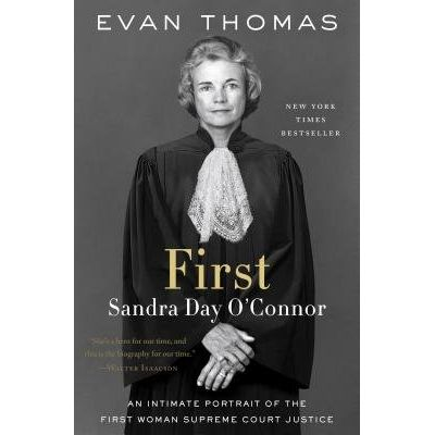 First - Sandra Day O'Connor