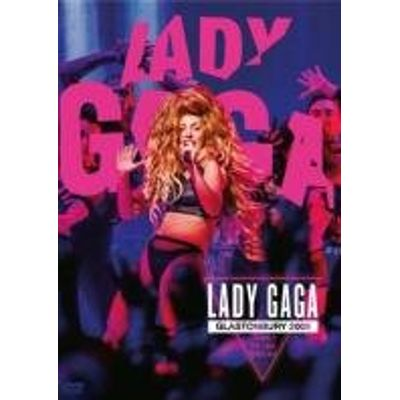 Lady Gaga - Glastonburry 2009 - DVD