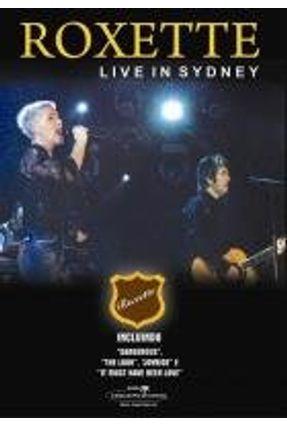 Roxette - Live In Sydney - DVD
