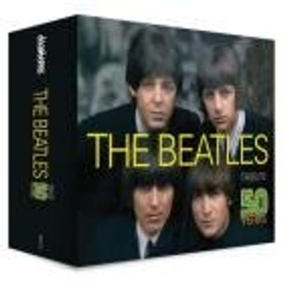 The Beatles Tribute - 50 Anos - Box Com 3 CDs