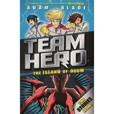 Team Hero: The Island Of Doom - Special Bumper Book 2