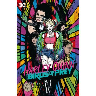 Harley Quinn & The Birds Of Prey (Mass Market Tpb)