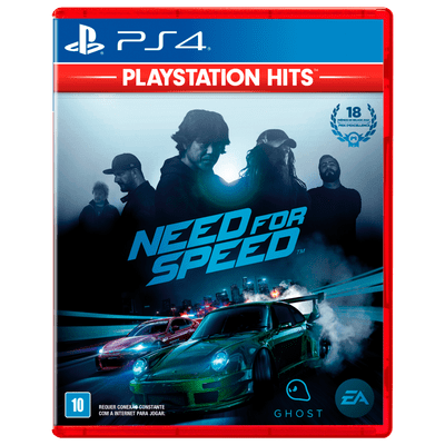 Need For Speed Hits - PS4