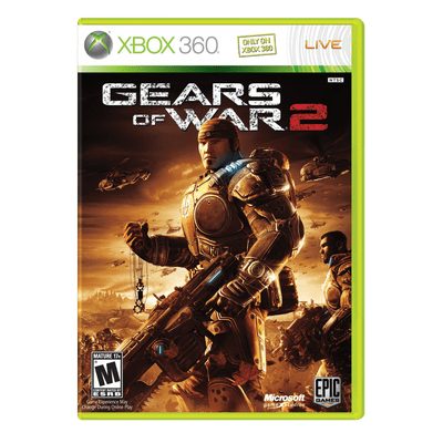 Gears Of War 2 - X360