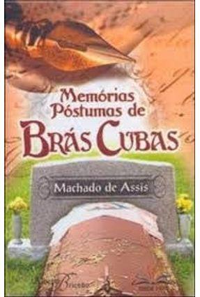 Memórias Póstumas de Brás Cubas - Minilivro - Assis,Machado de   Hoshan.org