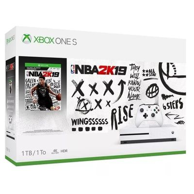 Console Xbox one S 1TB Bundle Nba 2K19