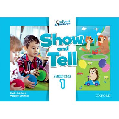 Show And Tell - Level 1 - Activity Book