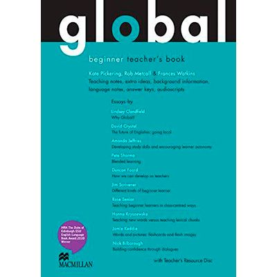 Global Beginner - Teacher's Book With Resource Cd