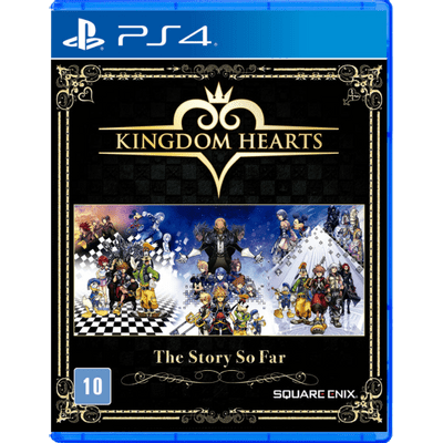 Kingdom Hearts The Story So Far - PS4