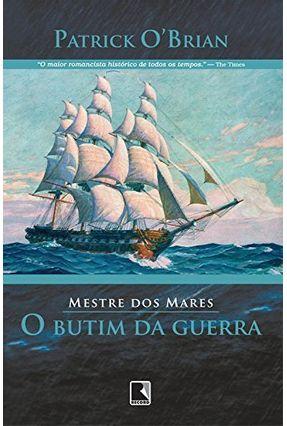 O Butim da Guerra - O'Brian,Patrick | Tagrny.org