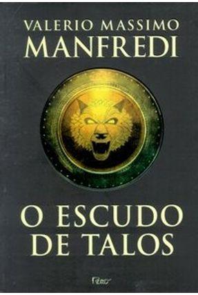 O Escudo de Talos - Manfredi,Valerio Massimo   Hoshan.org