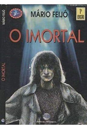 O Imortal - Col. Veredas - Monteiro,Mario Feijo pdf epub