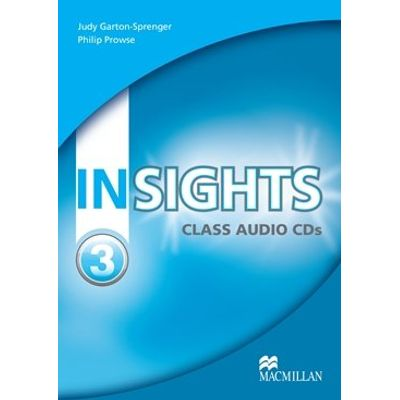 Insights 3 - Class Audio CD