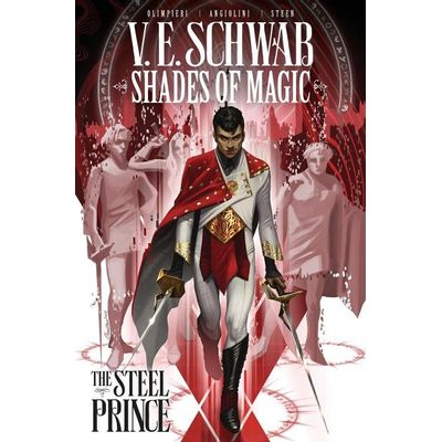 Shades Of Magic Vol. 1 - The Steel Prince