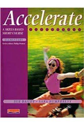 Accelerate - Elementary - Bailey,Sue | Hoshan.org