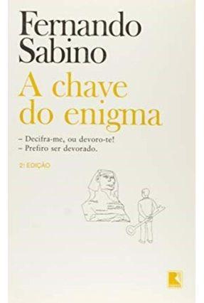 A Chave do Enigma - Sabino,Fernando | Hoshan.org