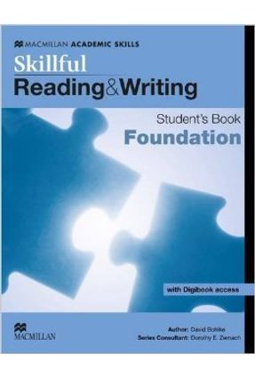 Skillful -Reading And Writing - Student´S With Digibook Access - Foundation - Editora Macmillan | Nisrs.org